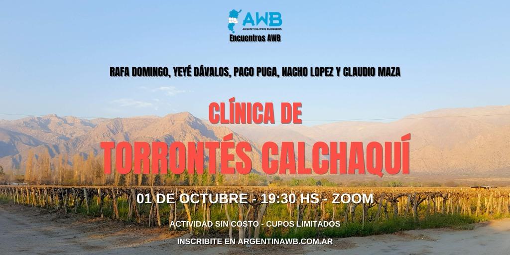 Clinica de Torrontes Calchaqui