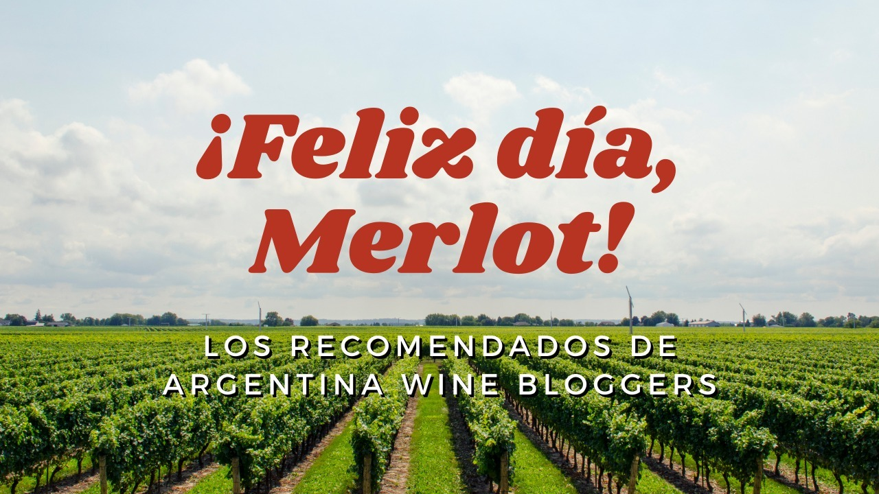 Estos son los elegidos de Argentina Wine Bloggers para celebrar al Merlot