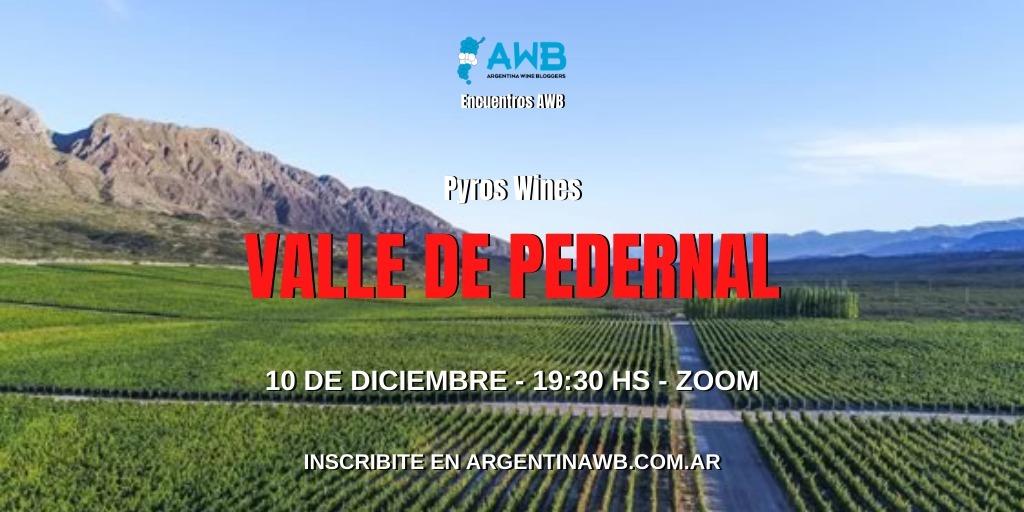 Valle de Pedernal - Pyros Wines