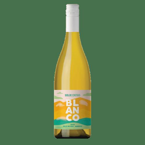Solocontigo Blanco 2019